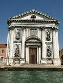 Venecia - la iglesia de i gesuati — Foto de Stock