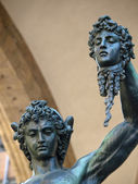 Florencia - piazza della signoria — Foto de Stock