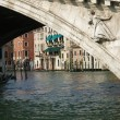 Canal Grande and Rialto bridge - Venice — Photo #2633407