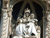 Florencja - katedry — Zdjęcie stockowe