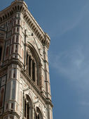 Florence - Campanile — Stock Photo