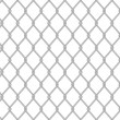 Vector illustrated fence - Stock Vector