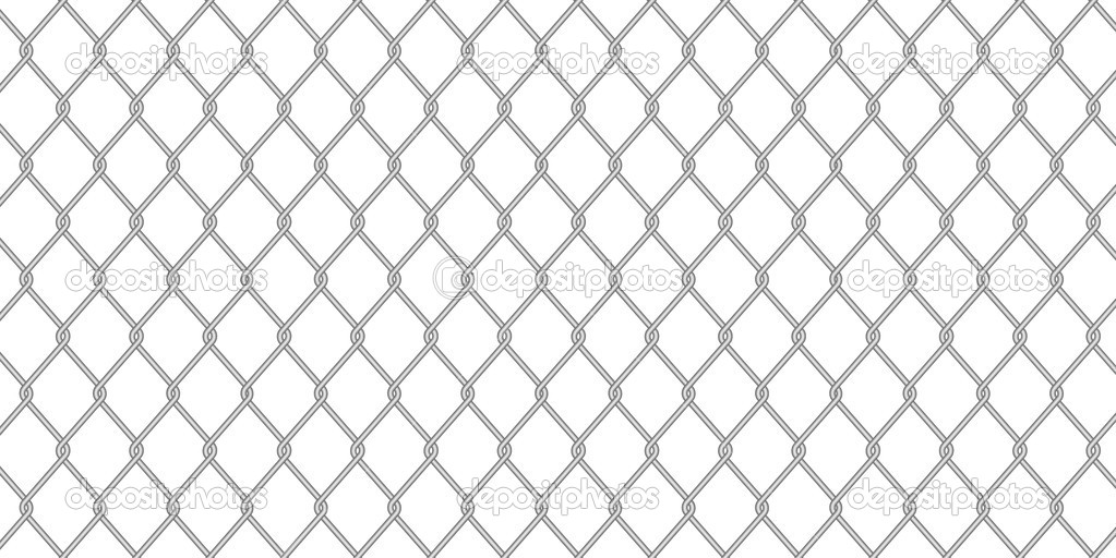 Vector illustrated fence — Stock Vector #1799974