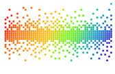 пиксель фон — Cтоковый вектор