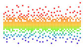 Pixel achtergrond — Stockvector