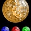 Royalty-Free Stock Vector Image: Disco ball