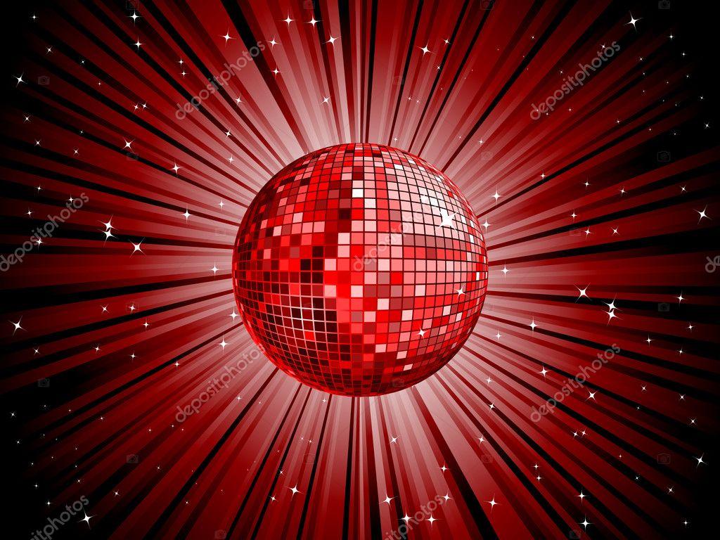Disco ball stock vector biljuska1 1814965 - Bola de discoteca ...