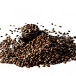 Coffee grains — Stock Photo #1800046