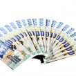 Stock Photo: Money fan
