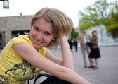 Krása ženy — Stock fotografie