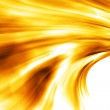 Golden wave — Stock Photo #2047241