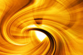 Golden abstraction — Stock Photo
