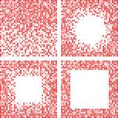 Vector Mosaic — Stock Vector