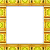 Modern frame — Stock Photo