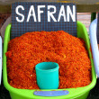 Safran spice - Stock Photo