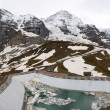 Eiger, Moench and Jungfrau — Stockfoto