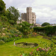 Garden in the Windsor Castle — Stock Photo #1804462