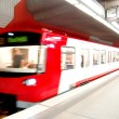 Stock Photo: Underground Train