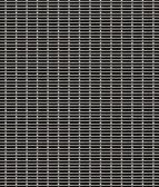Texture of a metal grill — Stock Photo