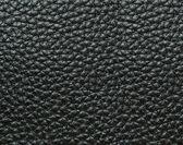 Black Leather Background Texture — Stock Photo