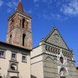 Church of St Paul - Pistoia — Stock Photo