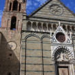 Church of St Paul - Pistoia — Stock Photo #2170222