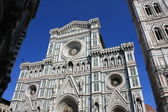 Florence - Duomo and Campanila — Stock Photo
