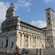 San Michele in Foro church - Lucca — Stock Photo #2365261