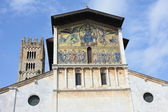 Lucca - San Frediano Church — Stock Photo