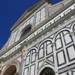 Florence - Santa Maria Novella — Stock Photo