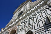 Florence - Santa Maria Novella — Stock Photo