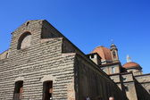Florence - Basilica di San Lorenzo — Stock Photo