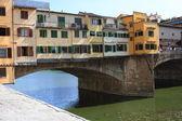 Florence - Ponte Vecchio — Stock Photo