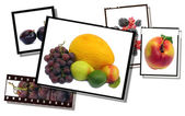 Imagens de bela comida saudável — Fotografia Stock