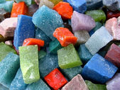 Mosaic stones — Stock Photo
