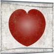 Royalty-Free Stock Photo: Vintage heart