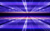 Binary code, internet concept — Stock Photo
