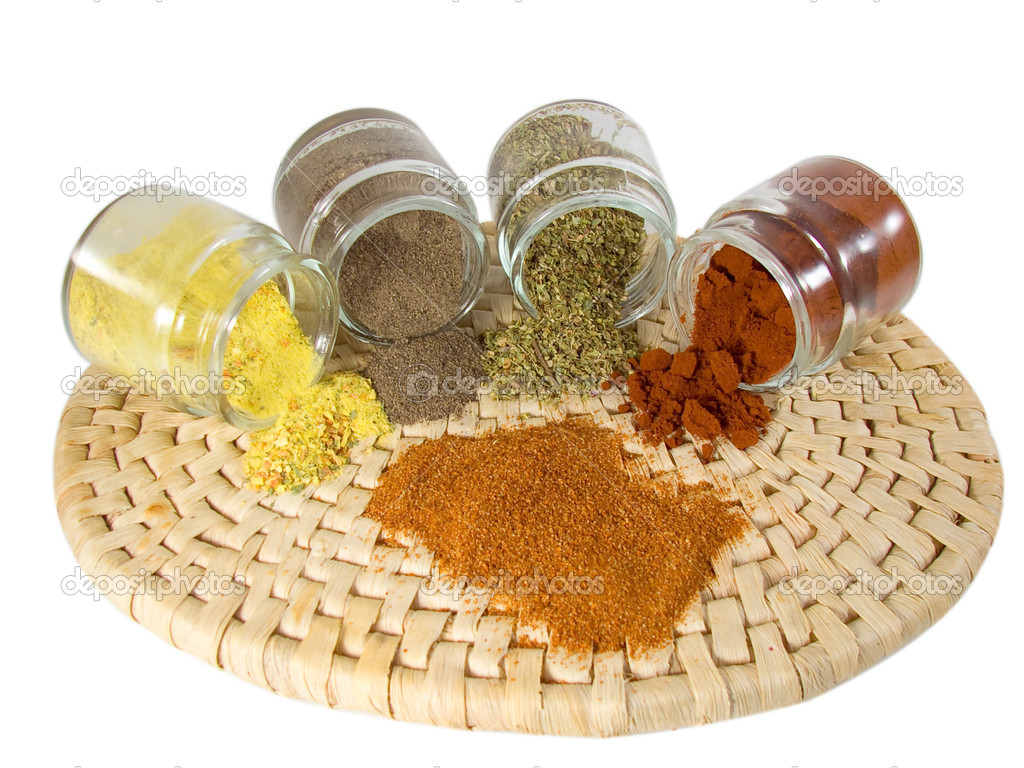 Hot spices — Stock Photo #1910632