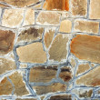 Old wall in stones — Stock Photo #1827770