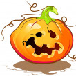 Halloween Pumpkin - Stockvectorbeeld