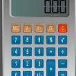 Calculator — Vettoriale Stock #1852883