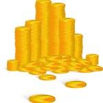 Coins — Stock Vector #1853136