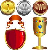 Rewards — Stock Vector
