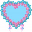 Royalty-Free Stock Vector Image: Heart, banner