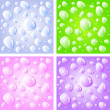 Drops — Stock Vector