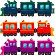 Royalty-Free Stock Vectorielle: Train