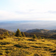 Mountain wide panorama — Stockfoto #1954116