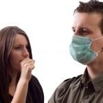 Influenza masks — Stock Photo #1824094