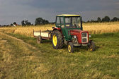 Traktor — Stockfoto