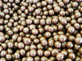Chocolate Balls - Close Up — Stock Photo